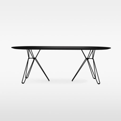 Tio Table Base - Medium, H720