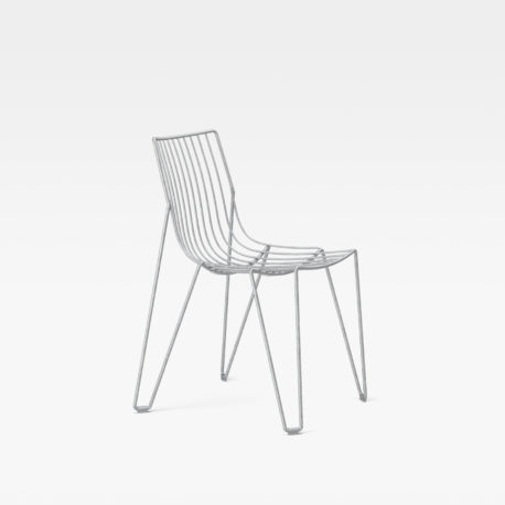 Tio Chair Galvanized