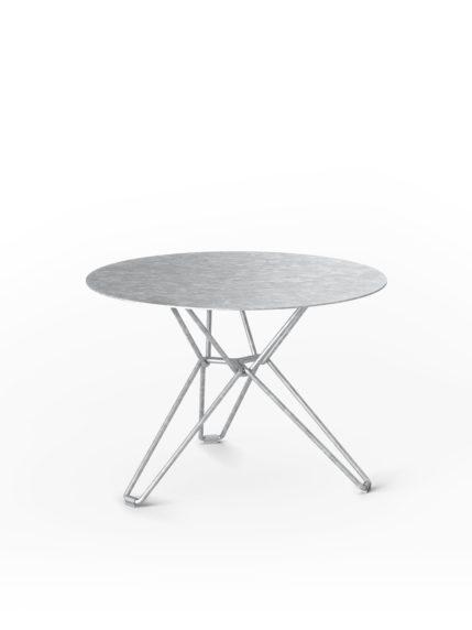 Tio Coffe Table Galvanised