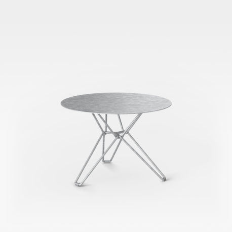 Tio Coffee Table - Galvanized