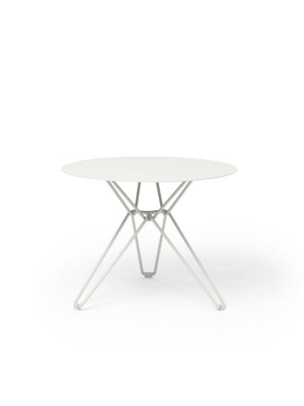 Tio Dining Table D 60 White
