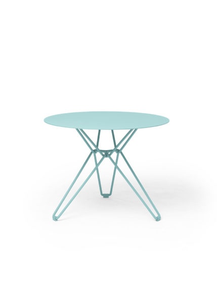 Tio Dining Table D 60 Pastel Turquoise