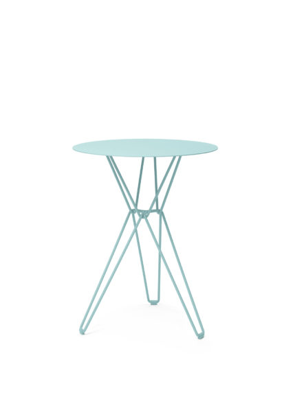 Tio Bar Table Pastel Turquoise