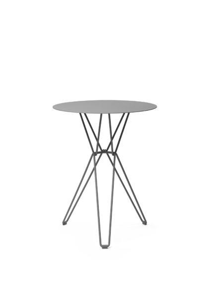 Tio Bar Table Stone Grey