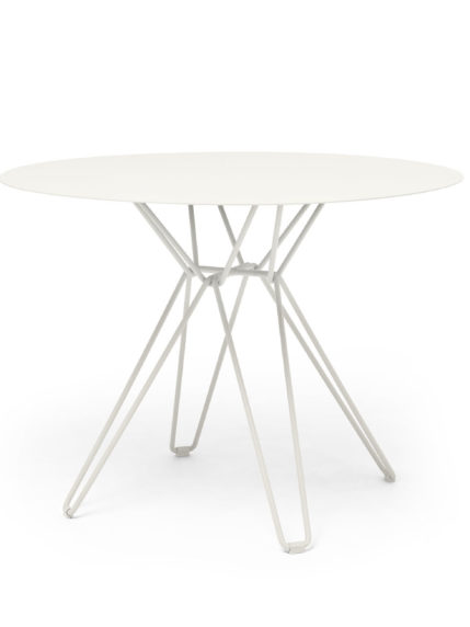 Tio Dining Table D 100 White