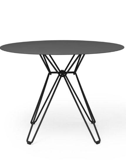 Tio Dining Table D 100 Black