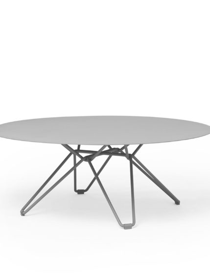 Tio Coffe Table D 100 Stone Grey