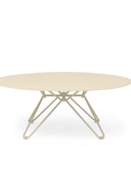 Tio Coffe Table D 100 Ivory