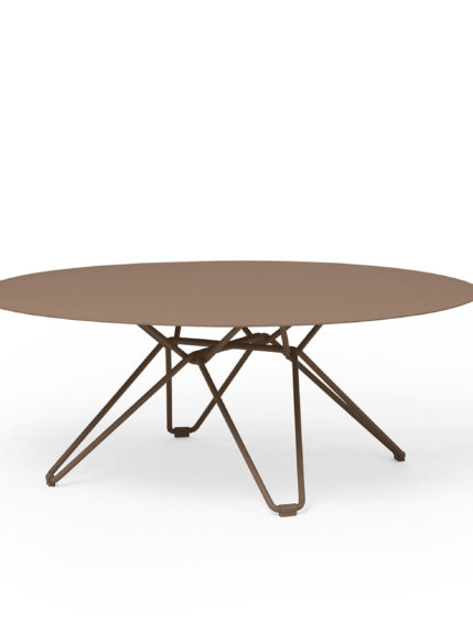 Tio Coffe Table D 100 Pale Brown