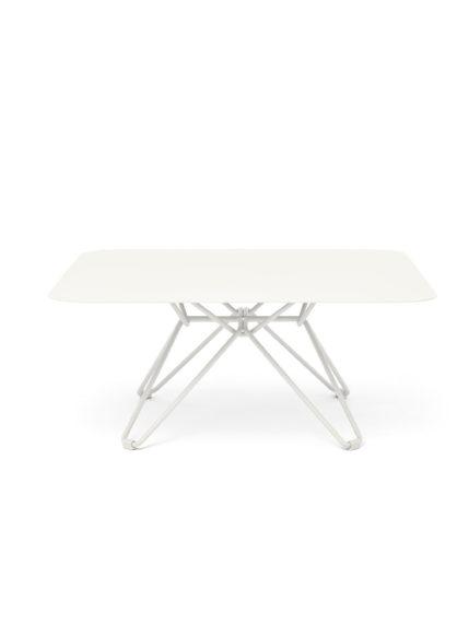 Tio Coffe Table 85×85 White
