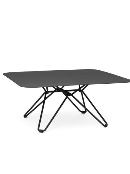 Tio Coffe Table 85×85 Black