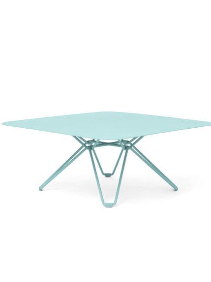 Tio Coffe Table 85×85 Pastel Turquoise