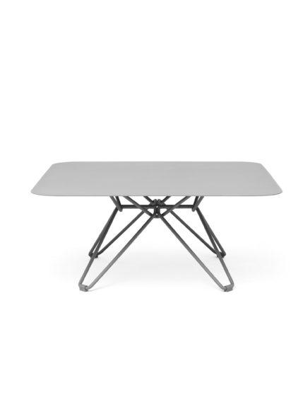 Tio Coffe Table 85×85 Stone Grey