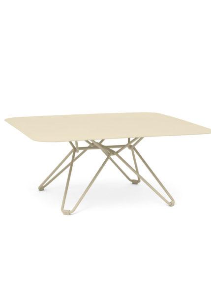 Tio Coffe Table 85×85 Ivory