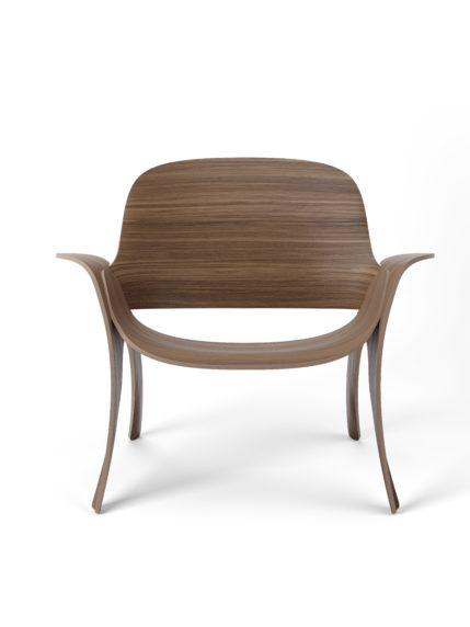 Rose Chair Walnut