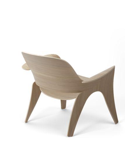 A Rose Chair Oak