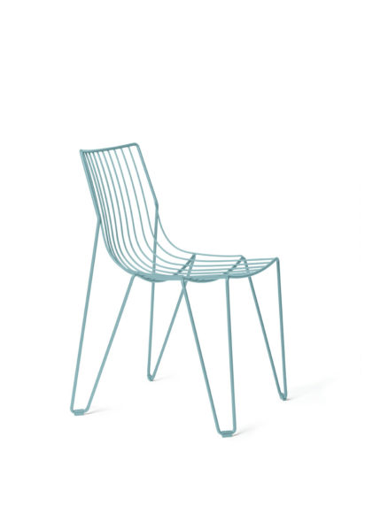 Tio Chair Pastel Turquoise