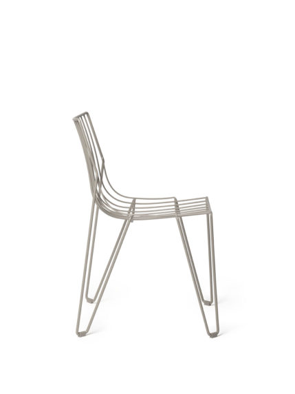 Tio Chair Stone Grey