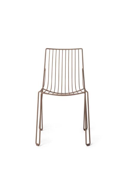 Tio Chair Pale Brown