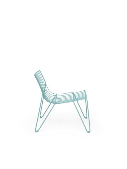 Tio Easy Chair Pastel Turquoise