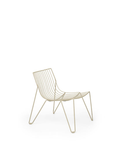 Tio Easy Chair Ivory