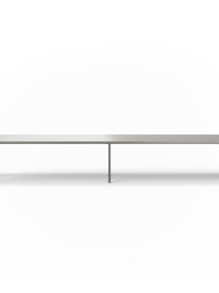 Landa 4600×1150 Formica Infiniti Grey