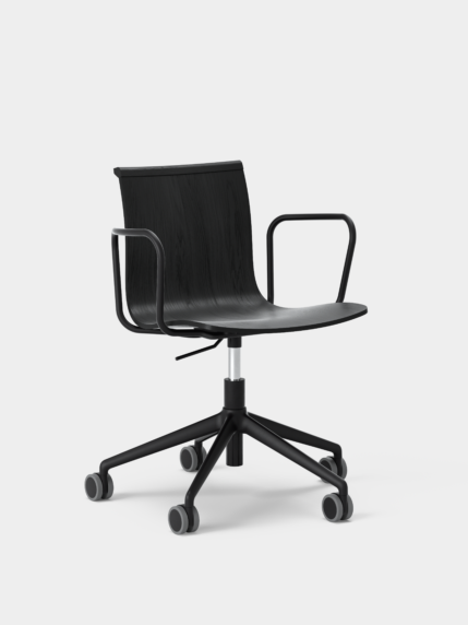 Serif 5 Star Base, With Arm Rest