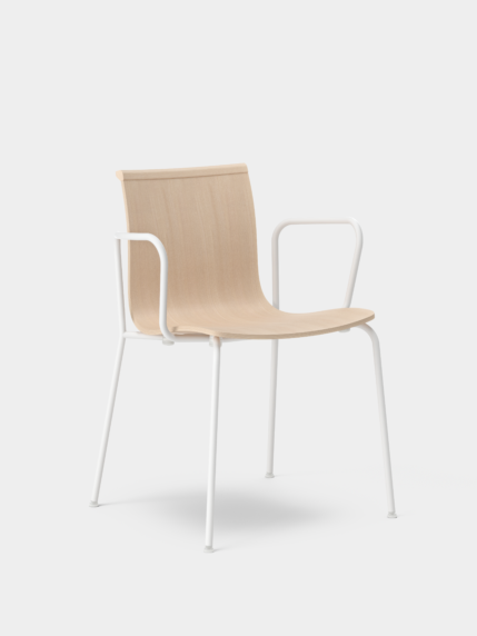 Serif Tube Legs With Arm Rest