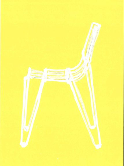 A Sketch by Chris Martin