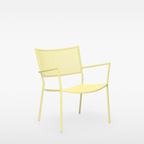Jig Mesh Easy Chair