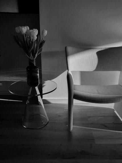A Crown Armchair