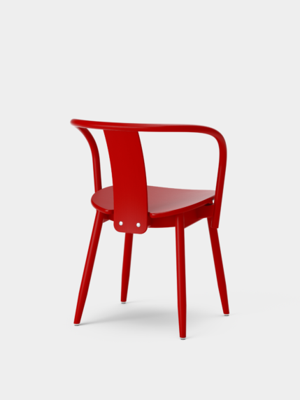 Red Lacquered Beech