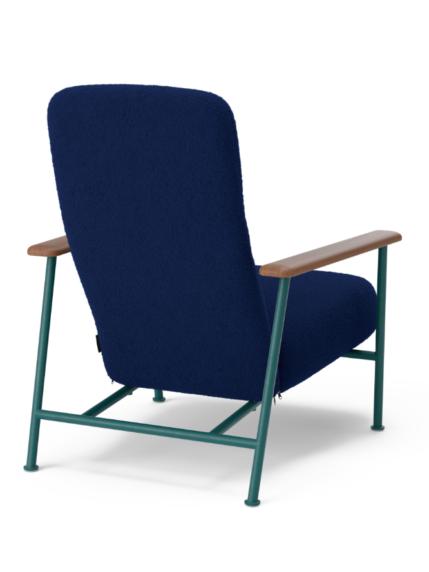 Blue Green – Oiled Walnut